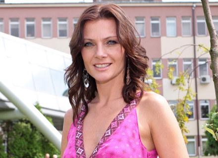 Czy widzowie polubią Agatę Konarską tak bardzo jak jej poprzedniczkę? / fot. Paweł Przybyszewski /MWMedia