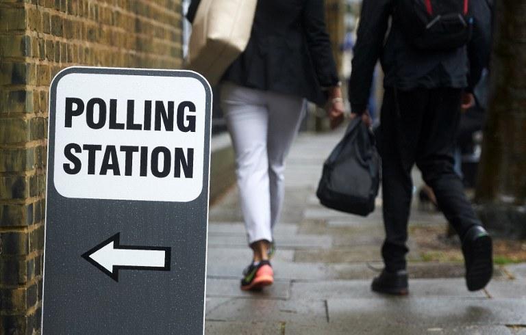 Czy Wielka Brytania wyjdzie z Unii? /NIKLAS HALLE'N / AFP /AFP