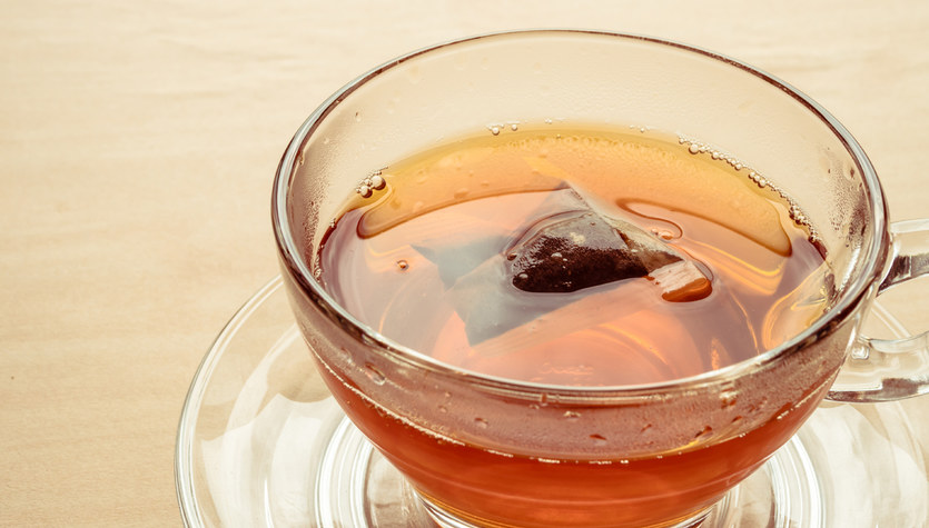 Czy wiesz, co pijesz w herbacie?