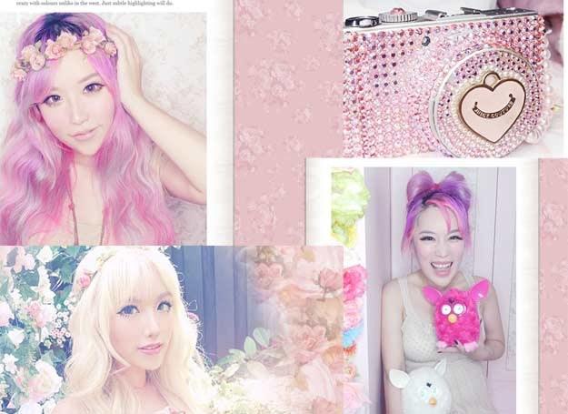 Czy wiesz jak dopasować różowy do różowego? fot. xiaxue /INTERIA.PL