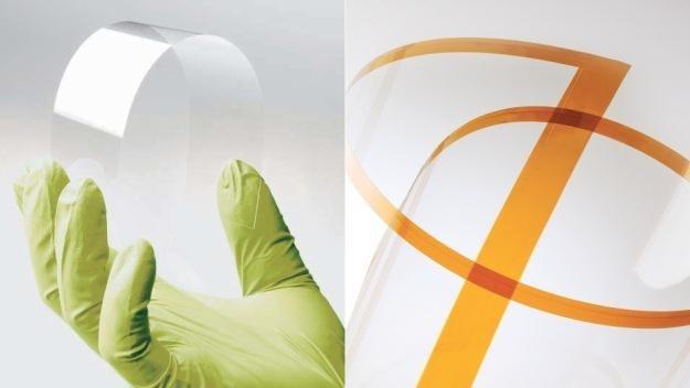 Czy Willow Glass będzie przyszłością smartfonów i tabletów? /gizmodo.pl