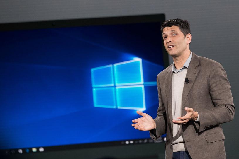 Czy Windows 10 rozwija się w dobrym kierunku? /AFP