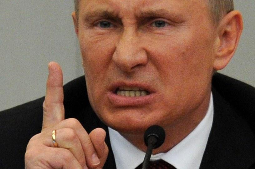 Czy Władimir Putin chce zlikwidować parlament? /AFP