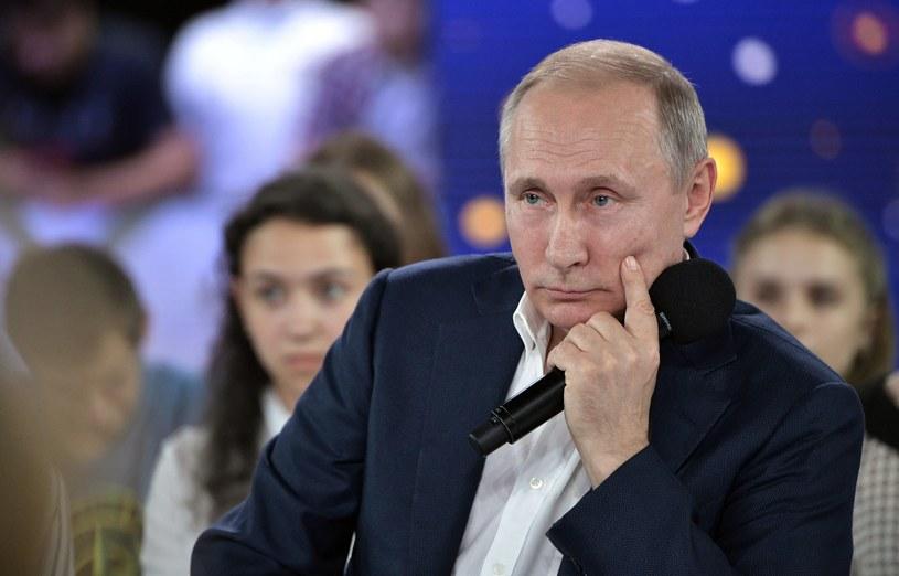 Czy Władimir Putin posłucha Konstantina Kosaczowa? /PAP/EPA