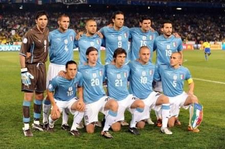Czy Włosi będą gospodarzami Euro 2016? /AFP
