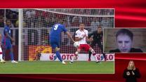 Czy Wojciech Szczęsny popełnił błąd w meczu Polska - Anglia? Odpowiada Andrzej Dawidziuk (POLSAT SPORT) Wideo