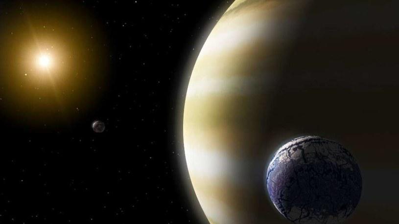 Czy wokół HD 34445 istnieją planety, na których jest życie? /NASA
