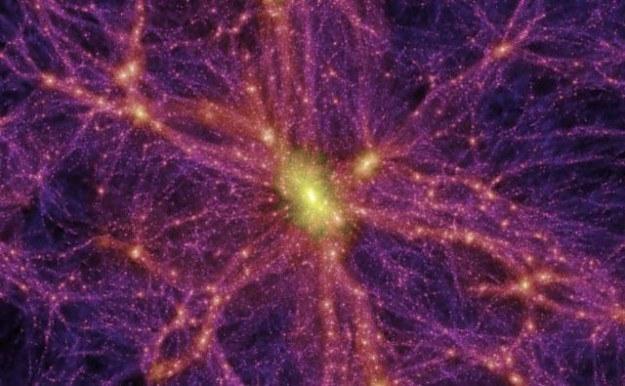 Czy wreszcie naukowcy udowodnią istnienie ciemnej materii? /NASA