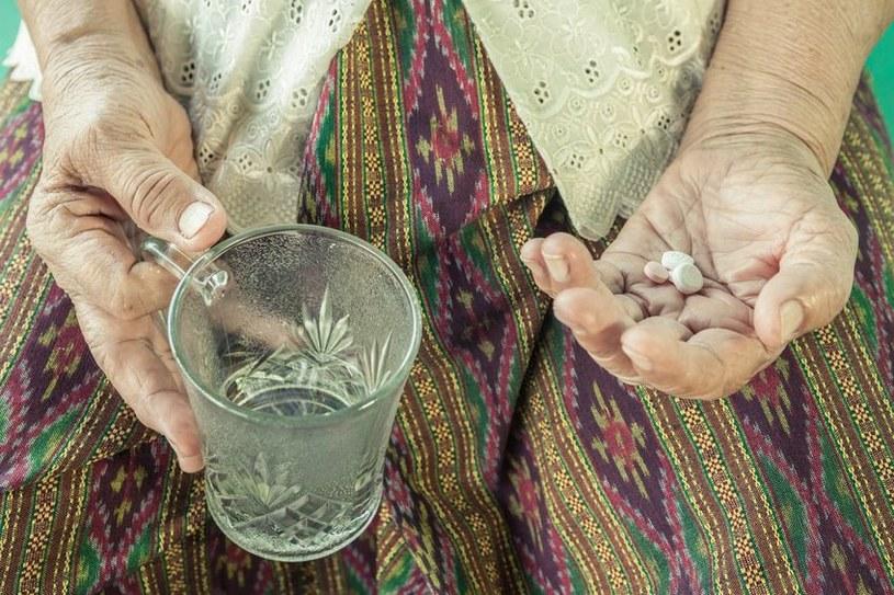 Czy wreszcie uda się stworzyć skuteczny lek na chorobę Alzheimera? /123RF/PICSEL