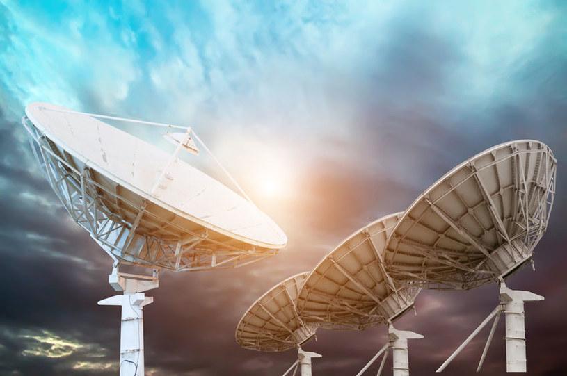 Czy wreszcie udało się odebrać sygnał od cywilizacji pozaziemskich? /123RF/PICSEL