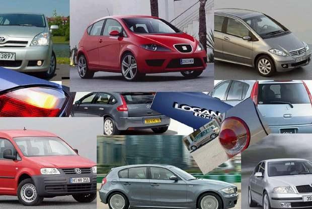Czy wśród tych samochodów jest zwycięzca tegorocznego COTY? / kliknijKliknij /INTERIA.PL