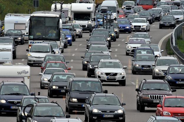 Czy za jazdę niemieckimi autostradami trzeba będzie płacić? /AFP
