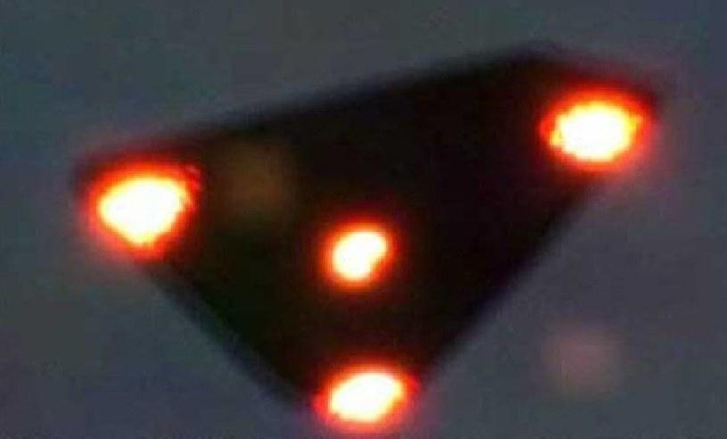 Czy za obserwacje UFO odpowiedzialny może być prototyp tajnej  amerykańskiej konstrukcji? /materiały prasowe