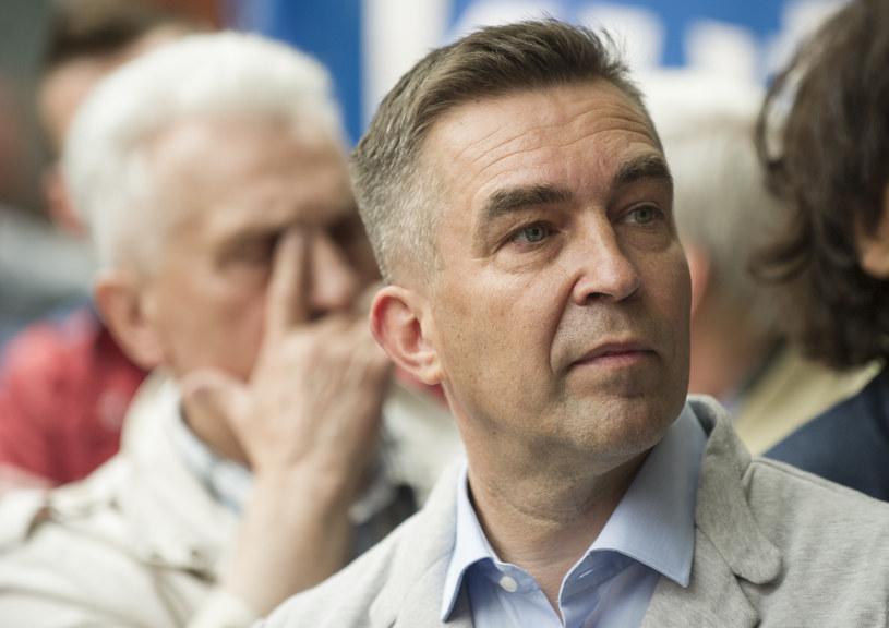 Czy Zbigniew Gryglas przystąpi do partii Jarosława Gowina? Na zdj.: Zbigniew Gryglas /Michał Kaźmierczak /Agencja FORUM