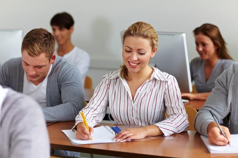 Czy zdarzyło ci się ściagać na egzaminie? /123RF/PICSEL