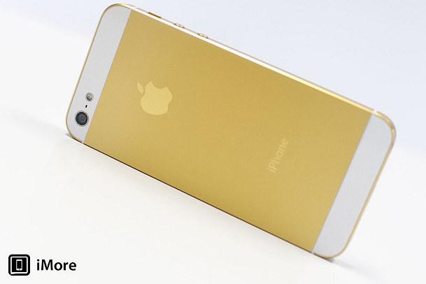 Czy złota wersja iPhone'a to dobry pomysł? /instalki.pl
