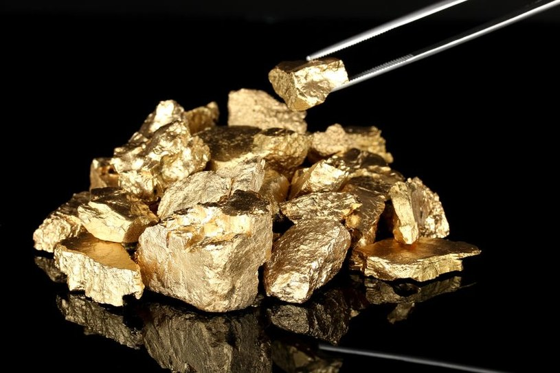 Czy złoto będzie gwałtownie drożeć? Zdj. ilustracyjne /123RF/PICSEL
