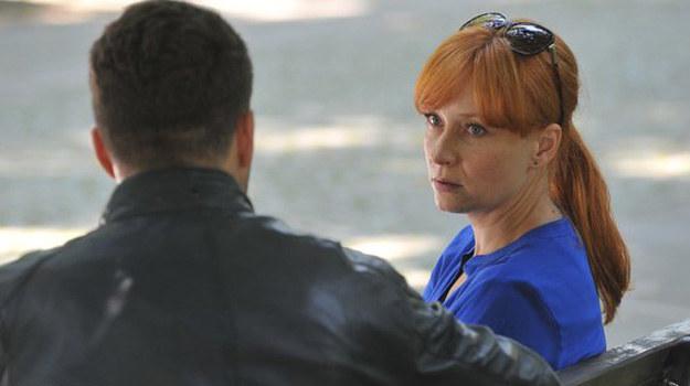 Czy związek Agnieszki i Tomka przetrwa kolejną próbę? /www.mjakmilosc.tvp.pl/
