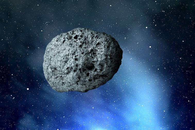 Czy życie przybyło na Ziemię wraz z kometą lub meteorytem? /materiały prasowe