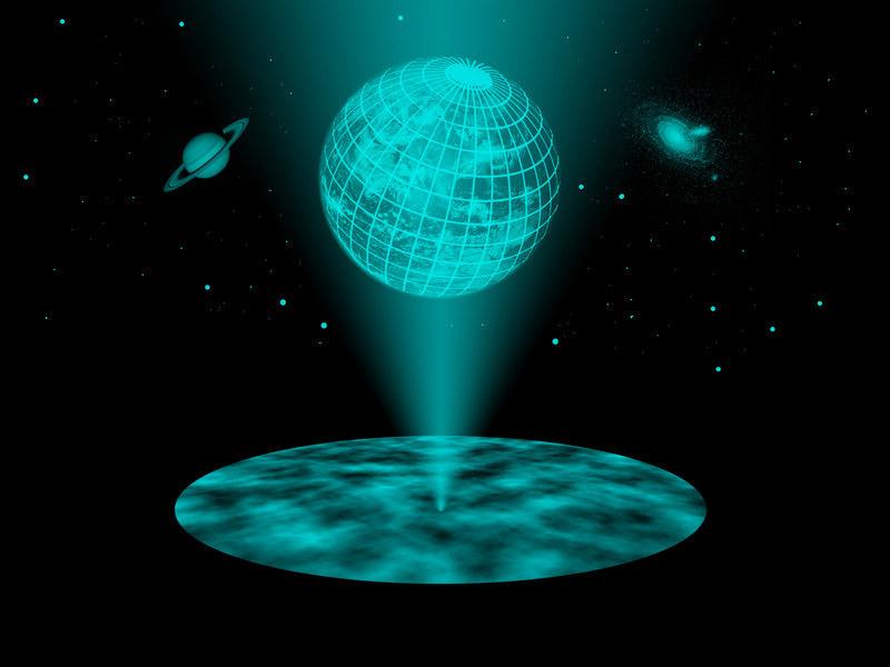 Czy żyjemy w holograficznym wszechświecie? /materiały prasowe