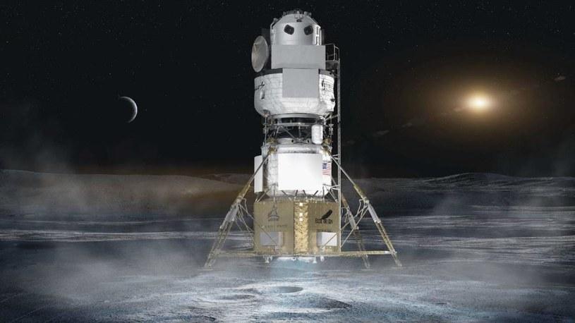 Czyj moduł w końcu wyląduje na Księżycu? /NASA