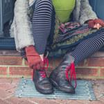 Czym czyścić buty zimą?