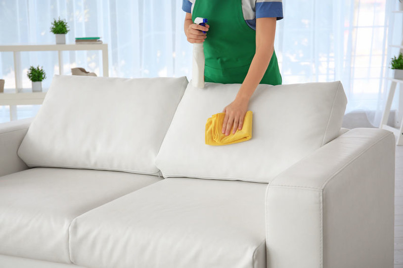 Czym czyścić kanapę? /©123RF/PICSEL