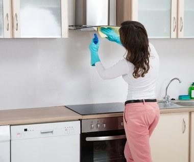 Czym czyścić okap kuchenny?