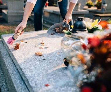 Czym czyścić pomnik z granitu, marmuru, piaskowca i lastryko?