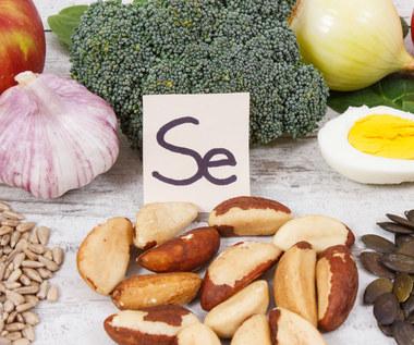 Czym grozi niedobór selenu w diecie?