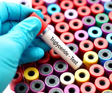 Czym grozi wysoki poziom trójglicerydów?