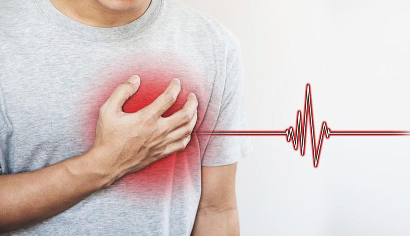 Czym jest niewydolność serca i jak się objawia? /123RF/PICSEL