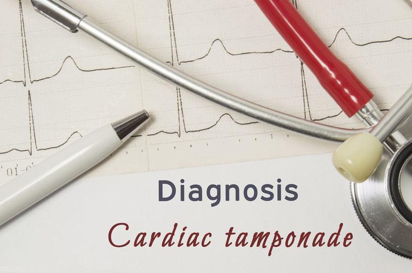 Czym jest tamponada serca? /©123RF/PICSEL