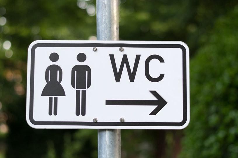 Czym można się zarazić w publicznej toalecie? /©123RF/PICSEL