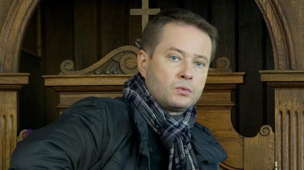 """Czym zaskoczy fabularny """"Ojciec Mateusz""""? / fot. Jarosław Antoniak /MWMedia"""