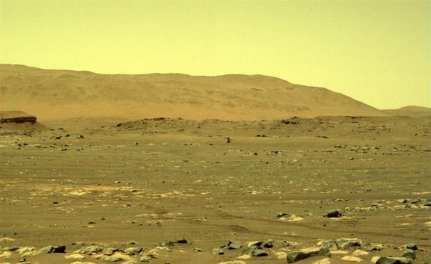 Czysty tlen z atmosfery Marsa. Udany eksperyment NASA
