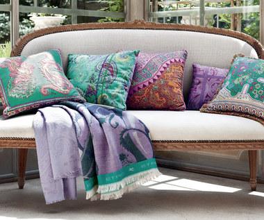 Czyszczenie ozdobnych poduszek