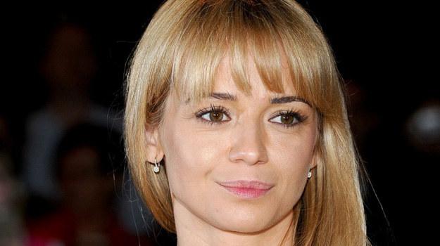 Czyżby Anna Przybylska szykowała się do nowej serialowej roli? /Agencja W. Impact