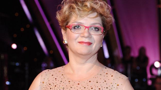 Czyżby Dorota Zawadzka była zawiedziona swoim siódmym miejscem w 12. edycji show? / fot. A. Szilagyi /MWMedia