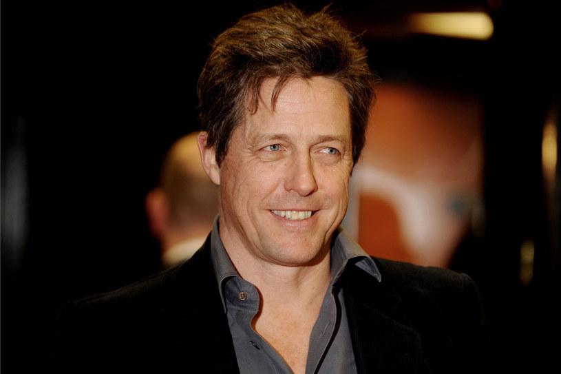 Czyżby Hugh w końcu dojrzał do założenia rodziny? /Getty Images/Flash Press Media