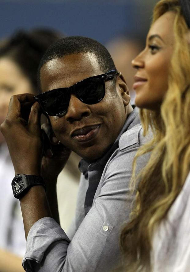 Czyżby Jay Z skrywał przed Beyonce straszny sekret? Fot.  /Getty Images/Flash Press Media