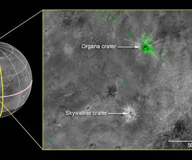 Czyżby najmłodszy krater na Charonie?