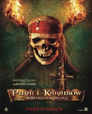 """Czyżby twórcy """"Piratów..."""" wykorzystali nie swój pomysł? /"""