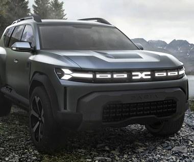 """Dacia Bigster. Taki będzie """"7-miejscowy Duster""""?"""
