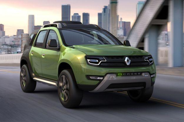 Dacia DCross /