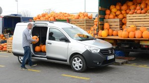 Dacia Dokker Van 1.5 dCi 90 - test