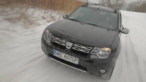 Dacia Duster 1.5 dCi 4WD Prestige - test
