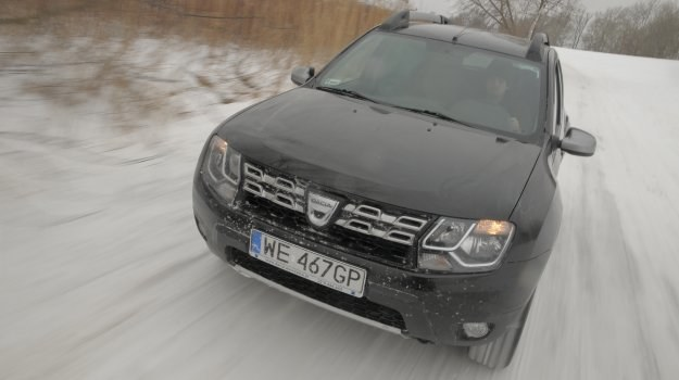 Dacia Duster 1.5 dCi 4WD Prestige /Motor