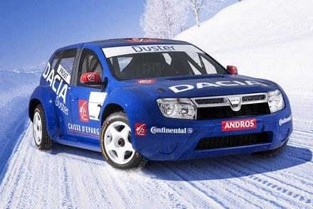 Dacia duster Andros Trophee /