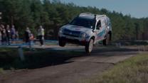 Dacia Duster Cup. Zobaczcie, jak skaczą...